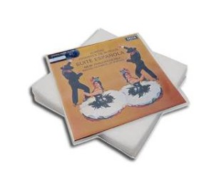 Schallplatten Innenfolien