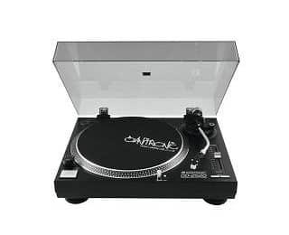 Omnitronic DD-2520 USB-Schallplattenspieler