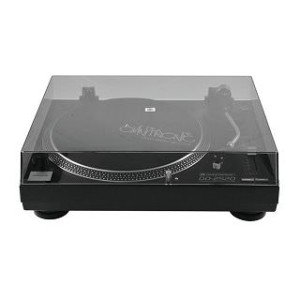 Omnitronic DD-2520 USB Plattenspieler