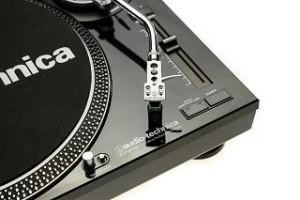 Audio Technica AT-LP120 USB-Plattenspieler