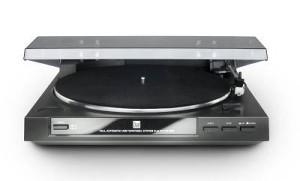 Dual Plattenspieler DT 210 USB  schwarz