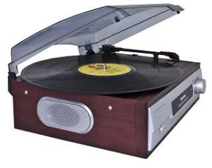 Karcher KA 8050 Plattenspieler