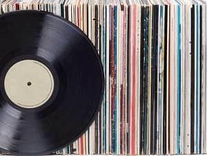 Schallplatten mehrere