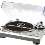 Audio Technica AT-LP120 USB- Plattenspieler