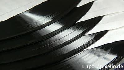 Schallplatten - Lupo _ pixelio.de
