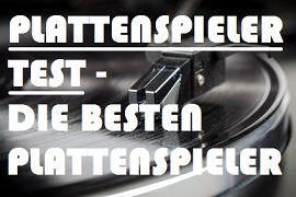 Plattenspieler Test – Die Besten Plattenspieler