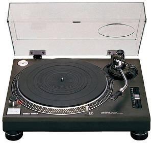 Technics Plattenspieler SL 1210 MK