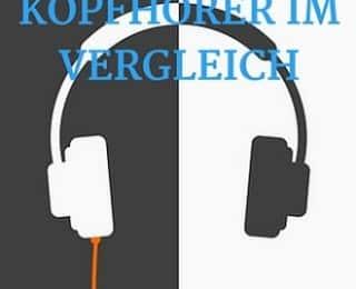 Kopfhörer im Vergleich – Die 5 Besten Modelle