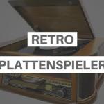 Retro Plattenspieler: 8 beliebte Modelle vorgestellt